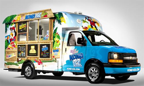 Kona Entertainment Vehicle