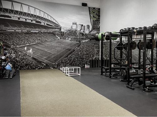 Sports rehab facility at PRO SPORT Gig Harbor Location