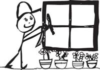 Krispy Kleen Windows