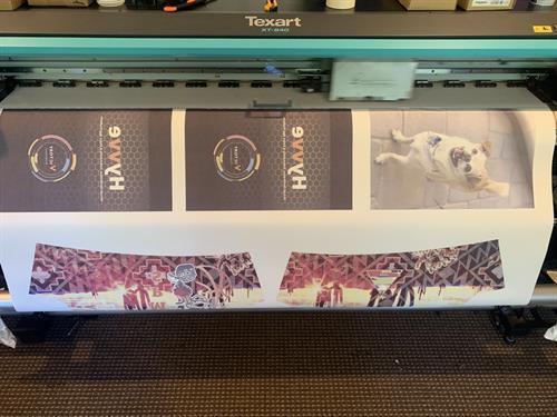 Sublimation TEXART Printer/ Graphic Print