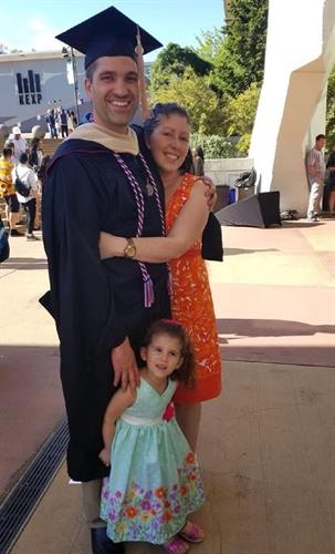 MBA Graduation Picture