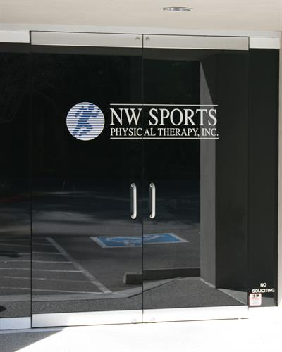 Gig Harbor, Point Fosdick Clinic, Front Entrance