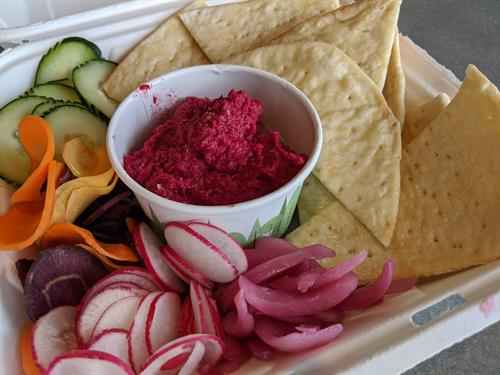 Red Beet Hummus (to go)
