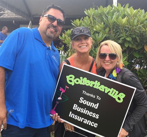Golferitaville Event
