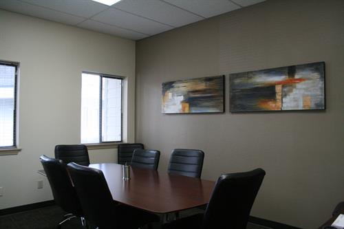 Private & Secure Meeting Rooms