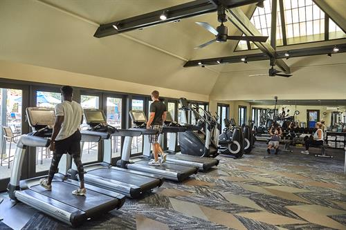Canterwood Golf and Country Club Fitness Center