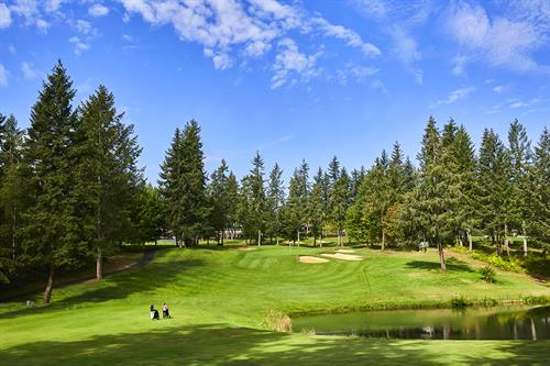 Canterwood Golf and Country Club Golf Course