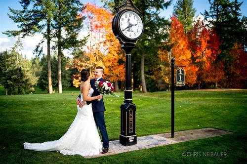 Canterwood Fall Wedding