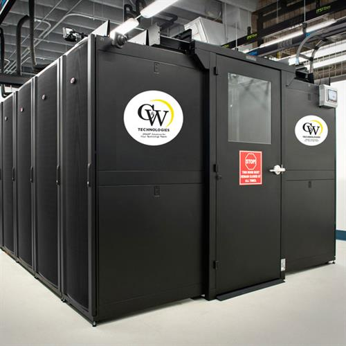 We keep your data locked and stored.