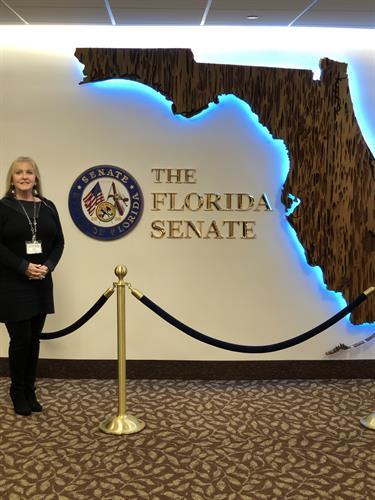 Stuart Martin Chamber of Commerce Legislative Conference 2020 Tallahassee