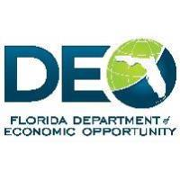 Florida Department of Economic Opportunity Provides Reemployment Assistance Update - October 12
