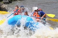 Whitewater Rafting photos on the Rio Grande