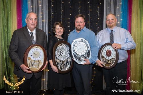 2019 Keizer First Citizen & Award Winners