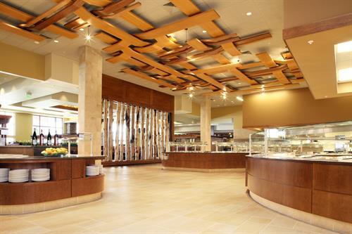 Cedar Plank Buffet