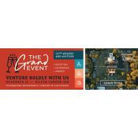 The Grand Event: 2021  Reception+Fundraiser+Awards