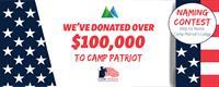 Camp Patriot & Veteran Celebration By Mann Mortgage