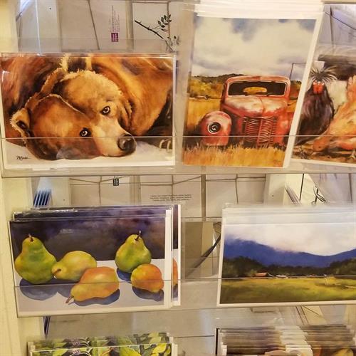Custom Blank Cards