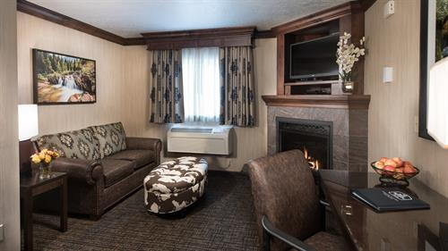 Executive Suite Couch