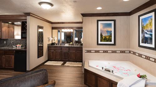 Presidential Suite Vanity