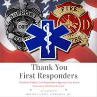 Flathead First Responders Appreciation