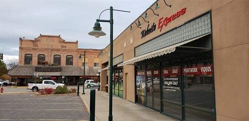 Website Express Kalispell, MT Office Main Street