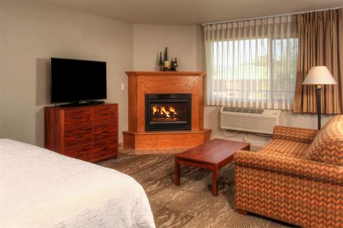 Newly refreshed guest rooms and suites!