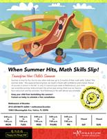 Mathnasium Brandon Summer Program