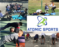 Atomic Sports Youth Strength and Sports