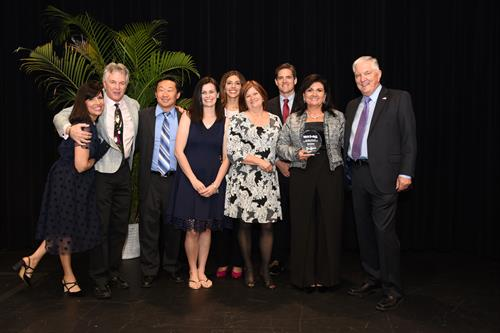 WEDU Be More Involved Mason Dixon Award