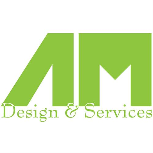 AM Design & Services, Lithia, FL - logo design