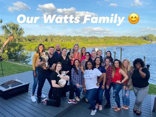 Our Watts Family