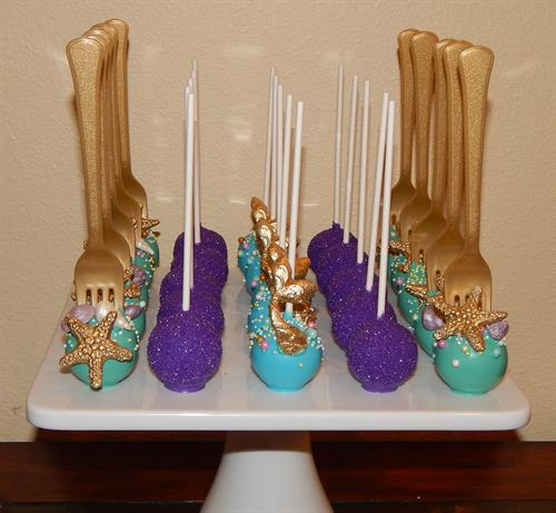 Mermaid Pops