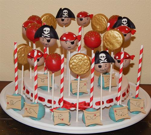 Pirate Pops