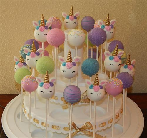 Unicorn Pops