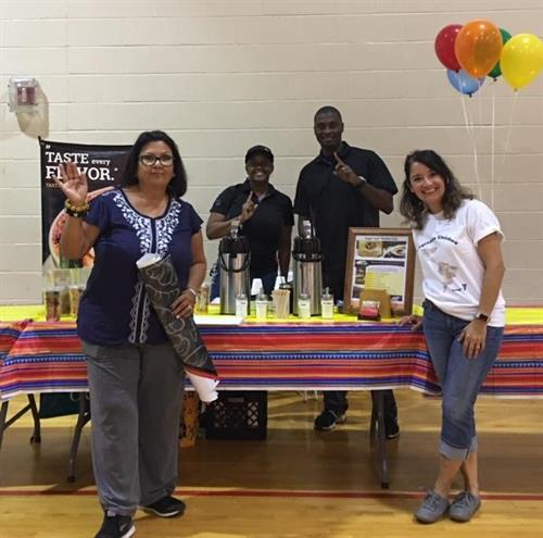 Latin festival at YMCA