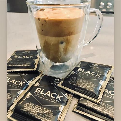 Delicious Gourmet Black Coffee
