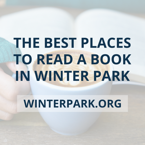 The Best Places to Read a Book in Winter Park