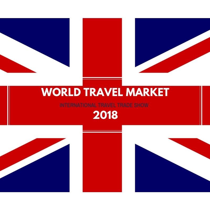 2018 World Travel Market - Betsy Gardner Eckbert's Blog (Day 1)