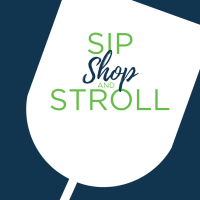 Sip, Shop & Stroll - Pre-registration is closed but tickets can be purchased at the corner of Morse Blvd. and Park Ave.