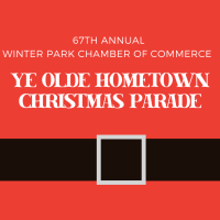 67th Annual Winter Park Christmas Parade