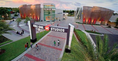 Full Sail University Archway