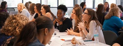 Women's Leadership Initiative Meet-Up