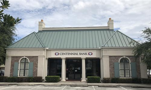 Welcome to Centennial Bank!