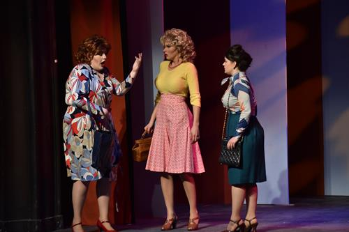 9 to 5: The Musical, 2018.
