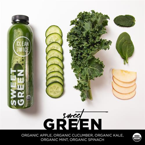 Sweet green
