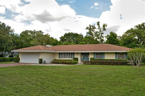 A recent fixer upper sale in Park Grove, less than 1 mile to Park Ave. $617,000