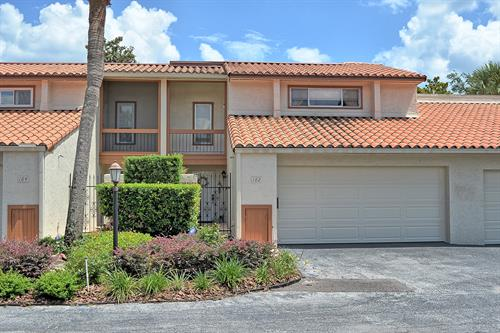 One owner condo in WP. 2 bedrooms, 3 full baths, double garage, office. Sold $239,000