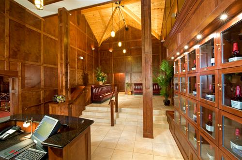 Del Frisco's (interior)