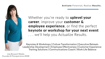 Actualize Consulting Group
