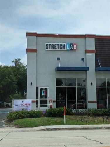 Come in and get your Stretch on!